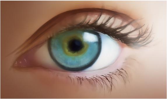 Eye by sonatabrej