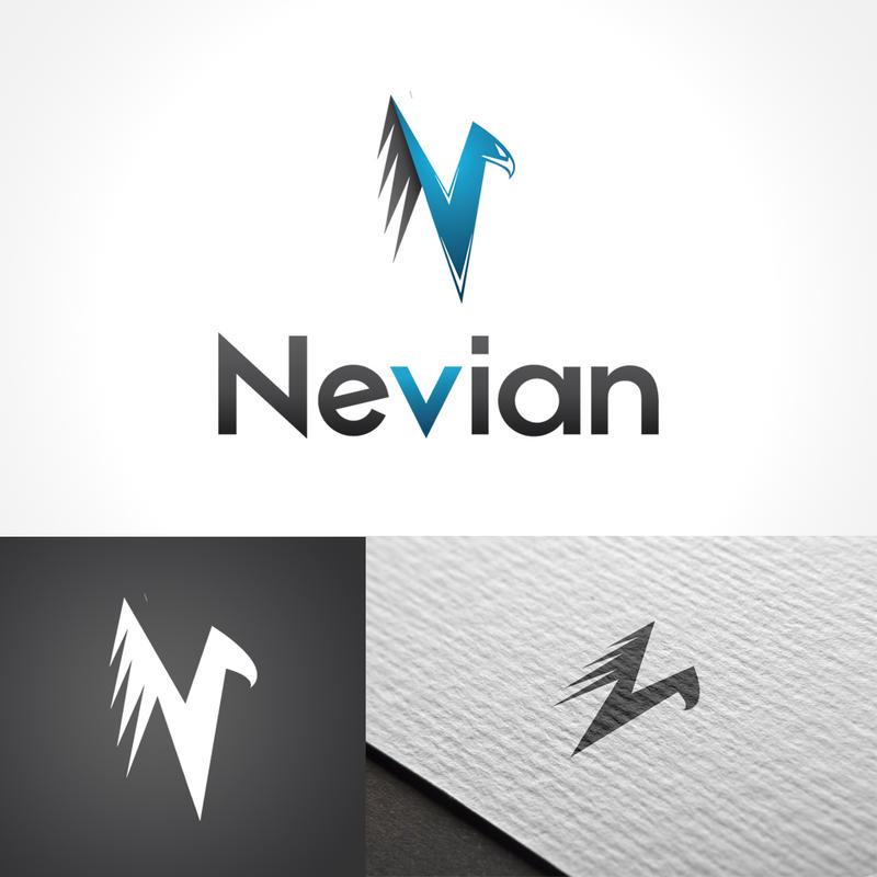 Nevian logo by sonatabrej