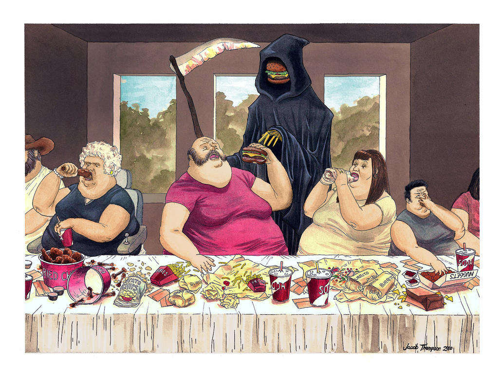 The Last Supper by fenix42