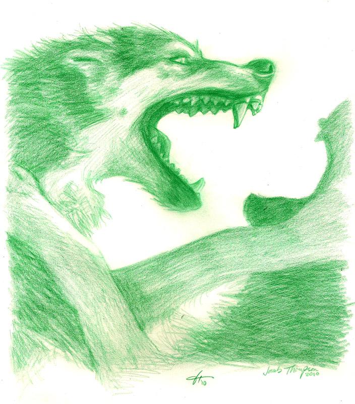 Wolfheart by fenix42