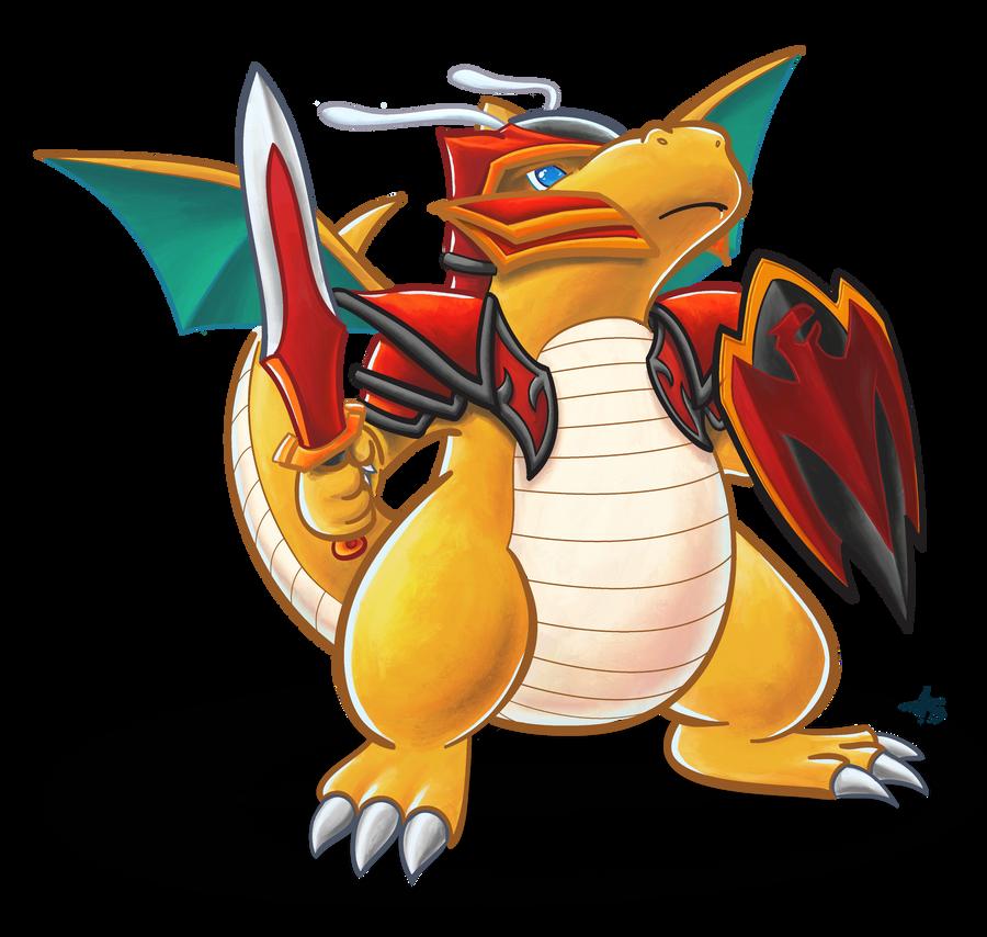 Dragonknite by fenix42