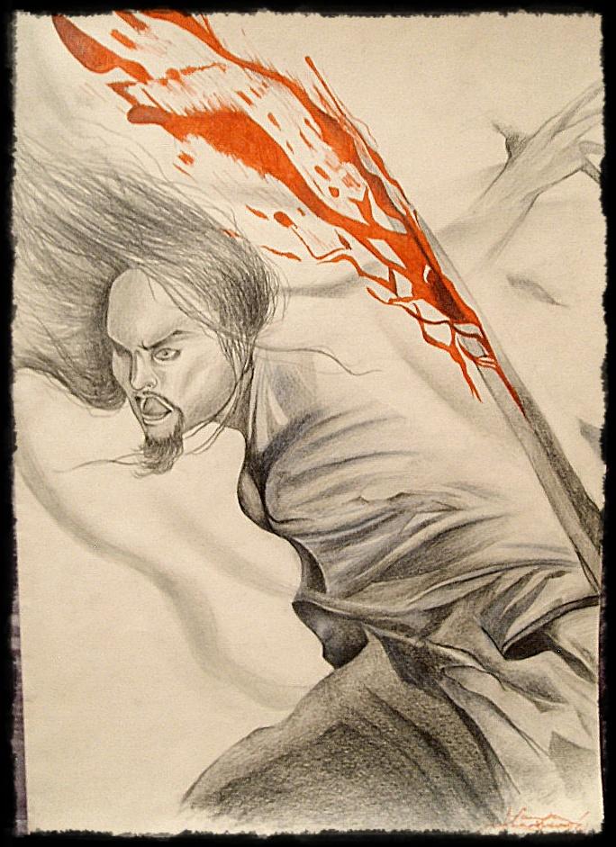 SAMURAI by Tearendora