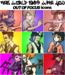 TWEWY Out of Focus Icons