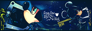 Long Live the King by rockinthisworld