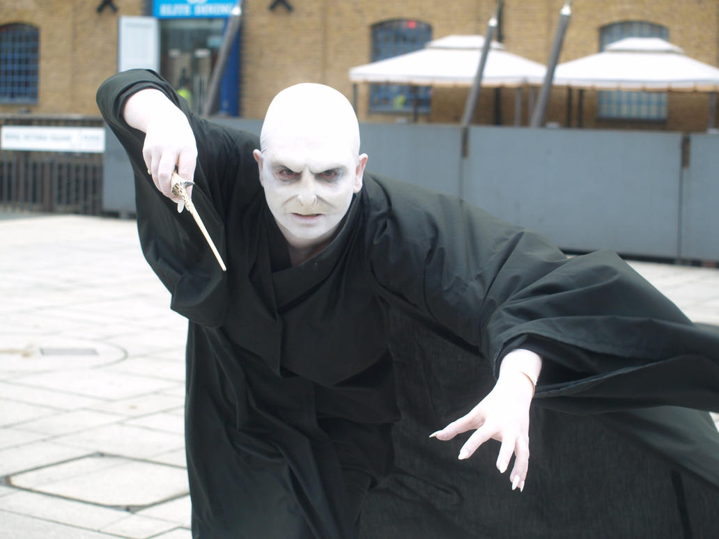 Lord Voldemort by HelloMoonPhotography