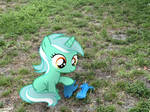 MLP IRL: Lyra Discovers Gloves by SamuelL990