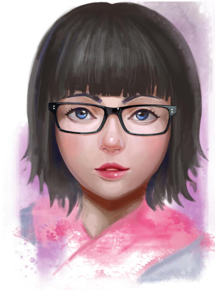 Dream Girl by Yuji-L