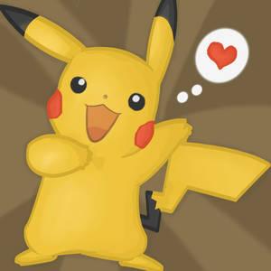 Pikachu, I choose yoooou