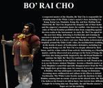 Mortal Kombat: Requiem - Bo' Rai Cho Bio