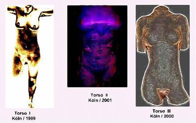 Triple Torso by Atelier24Art