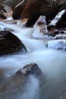 Frozen Flow by thedarkinfinity