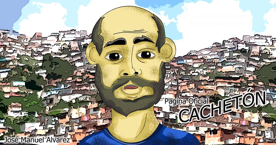 Boceto cacheton by sirio7000