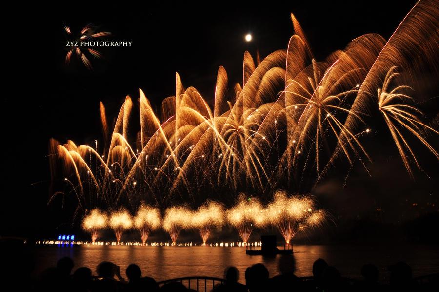 Fireworks by CassieZYZ
