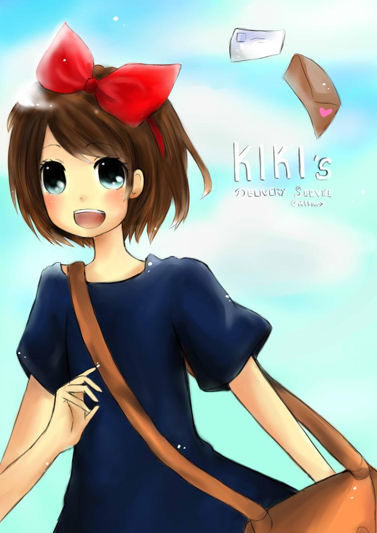 kiki by Ayaka-Miura1