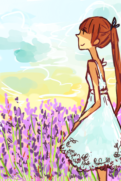 lavender by Ayaka-Miura1