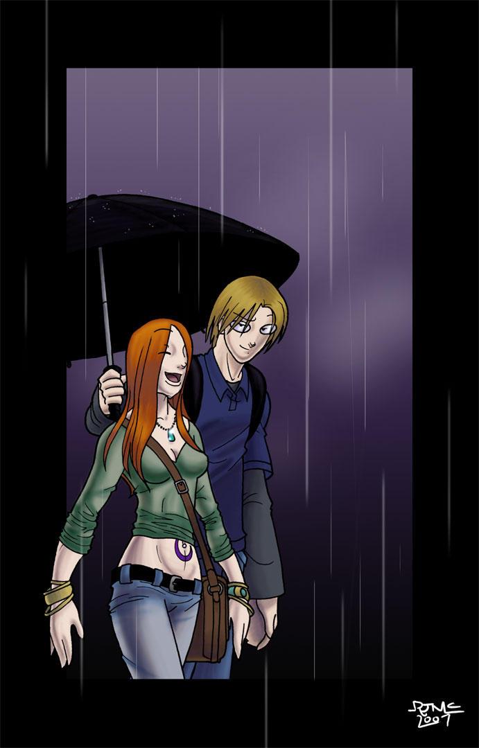 Rain in Rain