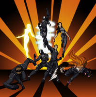 Task Force Alpha by Dyir
