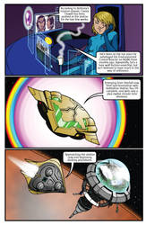 Metroid Comic Page 3 by Dyir