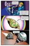 Metroid Comic Page 3