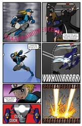 Metroid Comic Page 7 by Dyir