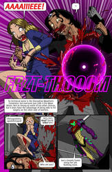 Metroid Comic Page 10 by Dyir