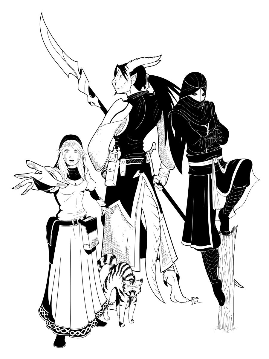 Iron Gods Heroes