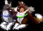 Lyra and Ark