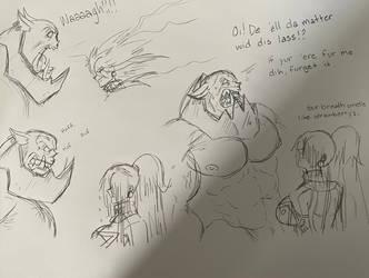 Ork and Azaki