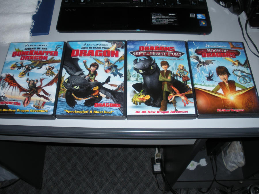 How to train your dragon dvds by insanitystudz on deviantart how to train your dragon dvds by insanitystudz ccuart Images