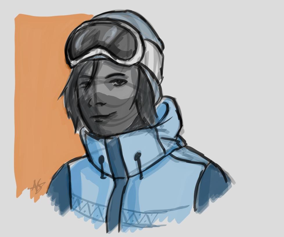 Korra Ski Tan by lilspanyad