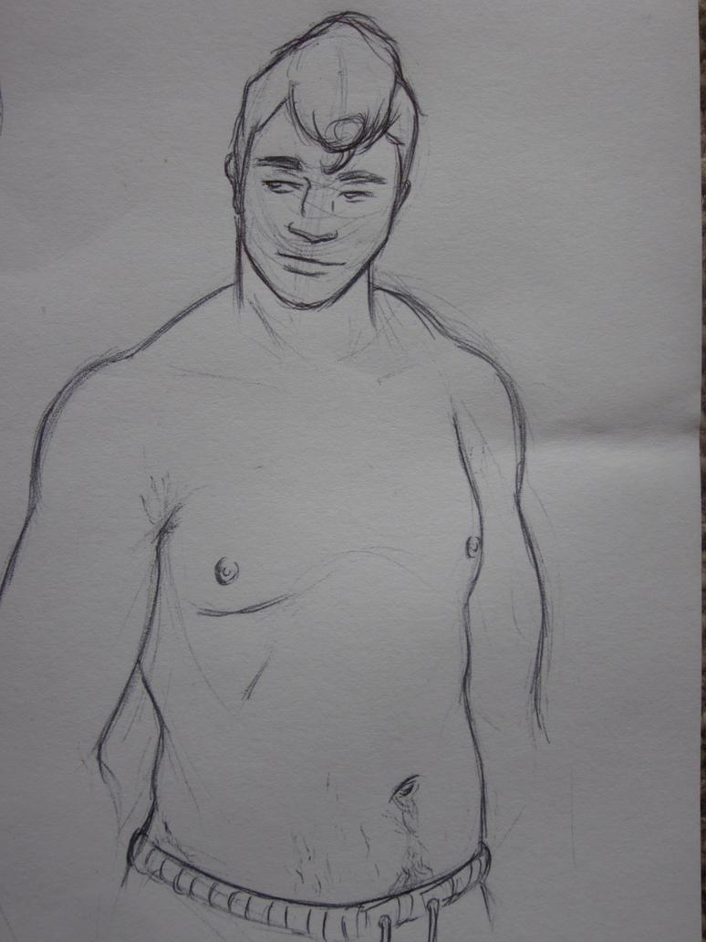 Bolin Sketch by lilspanyad
