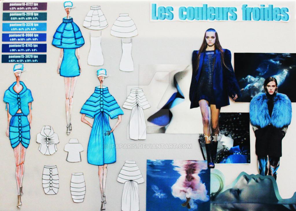 Moodboard Ifa Paris By Ifaparis On Deviantart