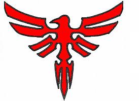 Blood Raven Emblem by RedKARASU