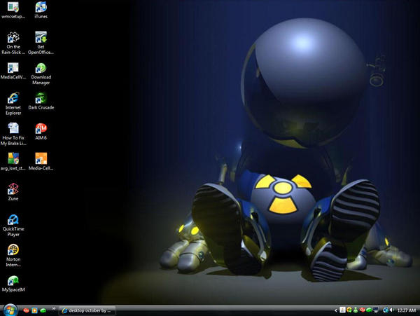 desktop october