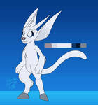 The Light of Hope - Ori (older) (reference sheet)