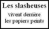 Les slasheuses... by sikka