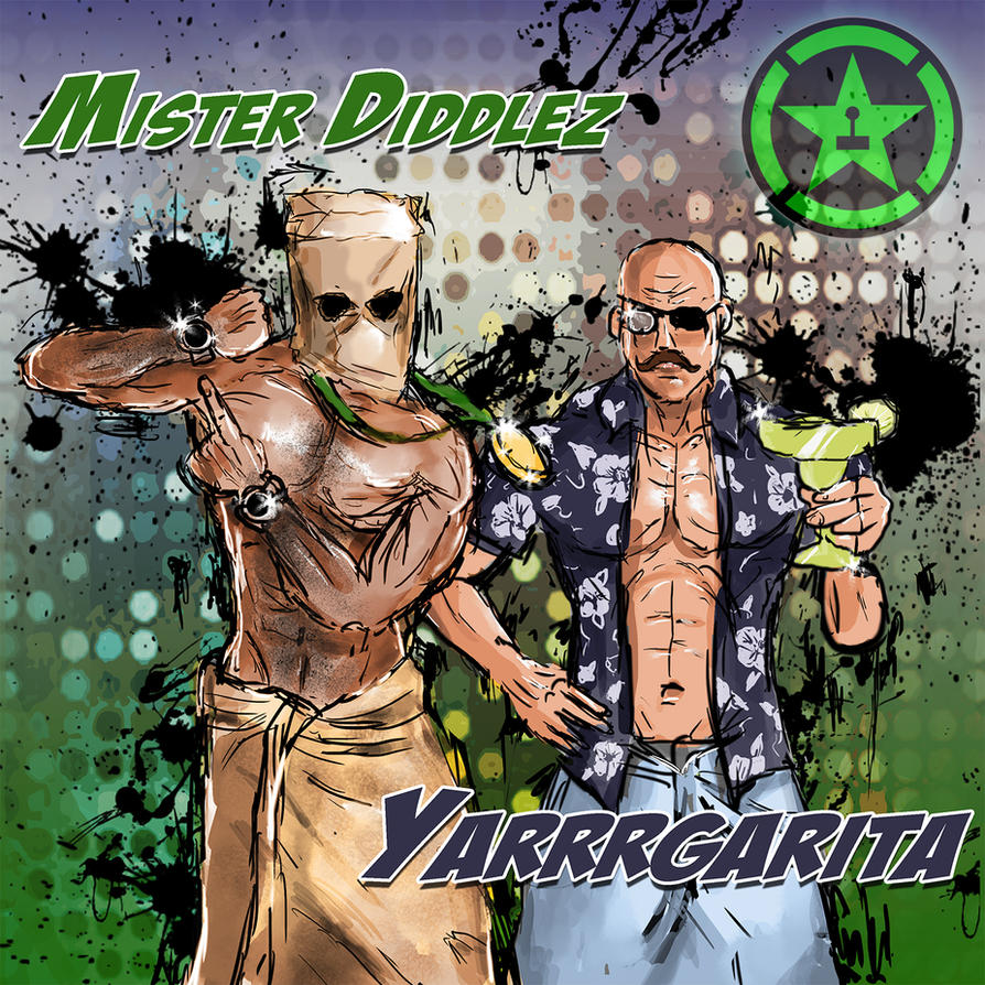Achievement Hunter - Ray And Geoff WWE 2k14 by RushLightInvader