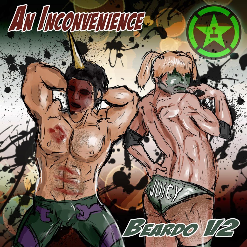 Achievement Hunter - Ryan And Jack WWE 2k14 by RushLightInvader