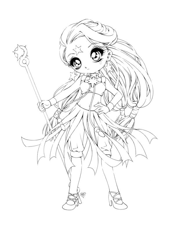 anime coloring pages deviantart photoshop - photo#41