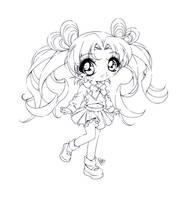 little kousagi... by sureya
