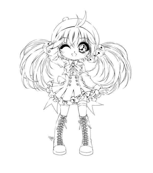 anime coloring pages deviantart photoshop - photo#48