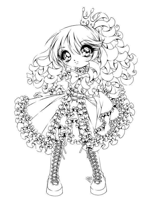 Reina hikari by sureya on deviantart - Manga 0 colorier ...