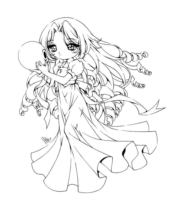 anime coloring pages deviantart photoshop - photo#49