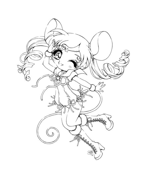 Iron mouse by sureya on deviantart - Manga 0 colorier ...
