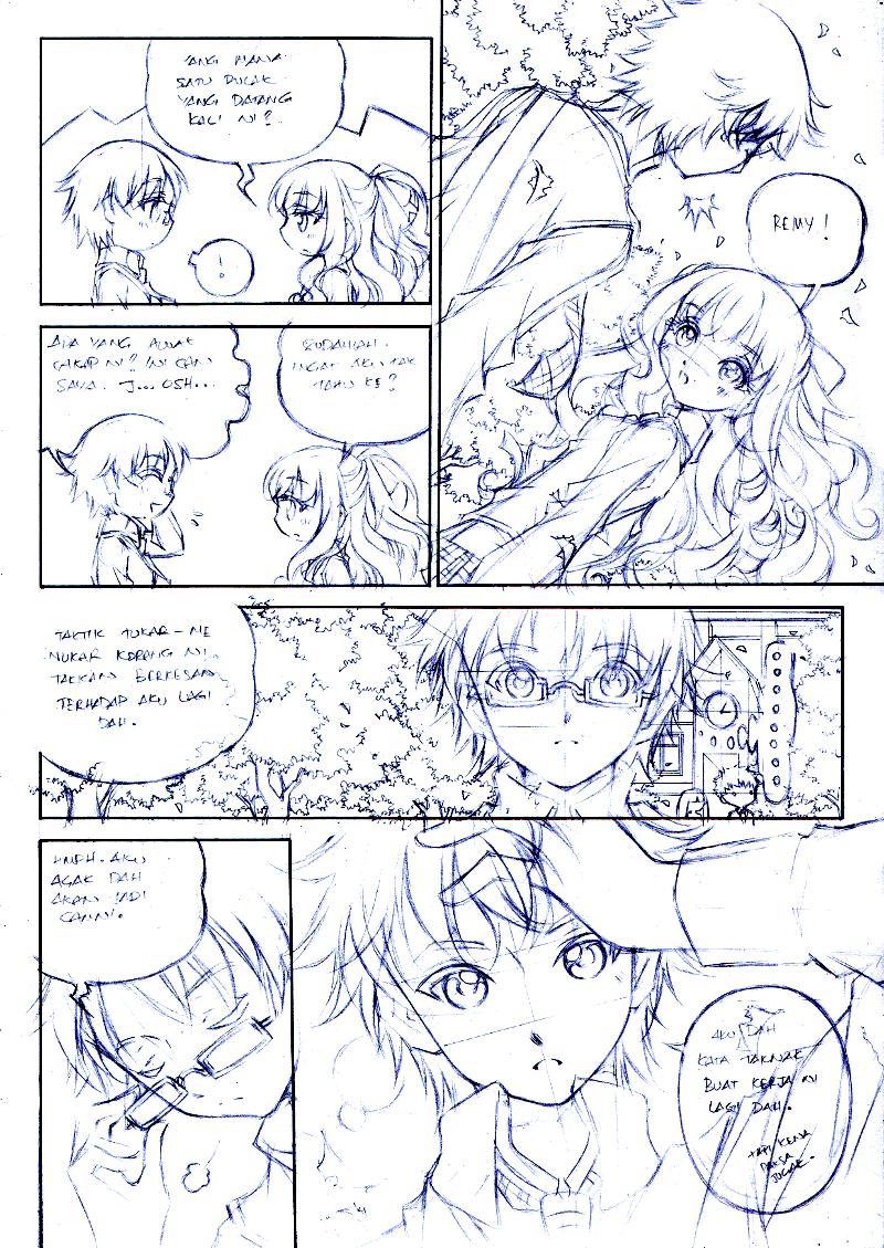 random sketch... 40 by sureya
