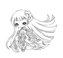 little japanese girl... by sureya