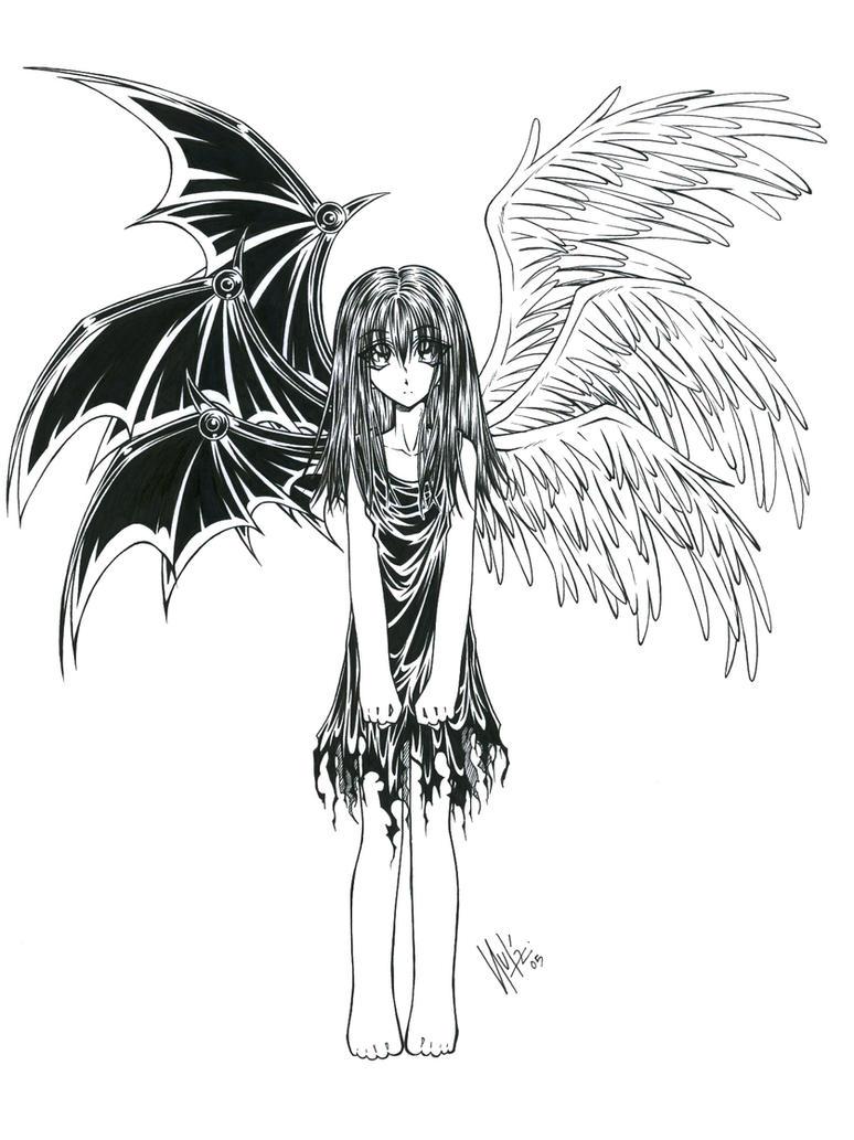 seraphim angel request by sureya on deviantart