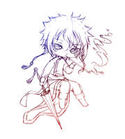 jing... sketch by sureya