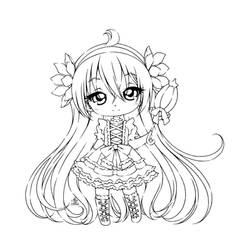 iris libra in loli... by sureya