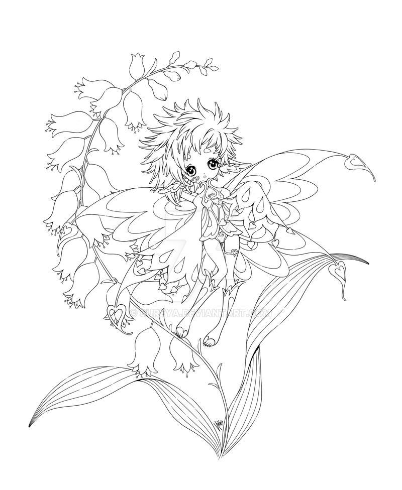 premium 01... flower pixie by sureya